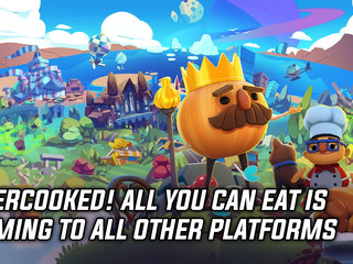 Overcooked! All You Can Eat is coming to Switch, PS4, Xbox  One and PC
