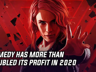 Remedy had record financial year despite not releasing a new game