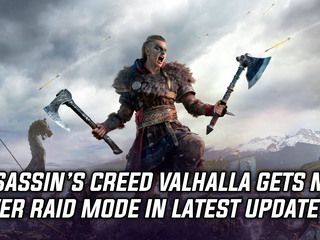 Assassin's Creed Valhalla has received new River Raid Mode