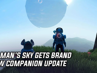 No Man's Sky gets new Companions update