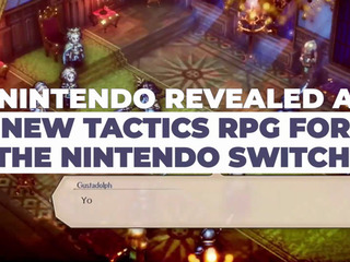 Nintendo announces HD-2D tactics RPG Project Triangle Strategy