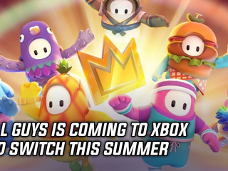 Fall Guys is coming to Xbox and Switch this Summer