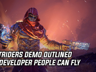 Outriders developer outlines the upcoming demo