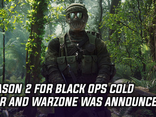 Activision announces Season 2 for Black Ops Cold War and Warzone