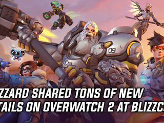 Blizzard shared more details about the upcoming Overwatch 2