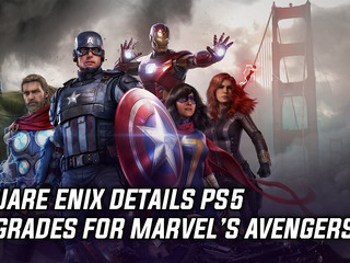Square Enix details PS5 upgrades for Marvel's Avengers