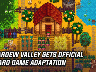 Stardew Valley board game adaptation available now