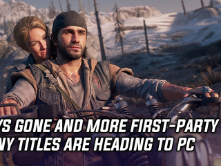 Days Gone and more Sony games are coming to PC