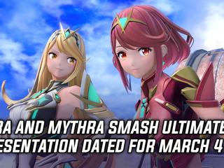 Nintendo sets date for Pyra deep dive with Masahiro Sakurai