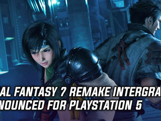 Square Enix announces Final Fantasy 7 Remake Intergrade for PS5
