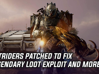 Outriders demo patch to fix legendary weapon exploit
