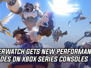 Overwatch on Xbox Series consoles gets new performance modes