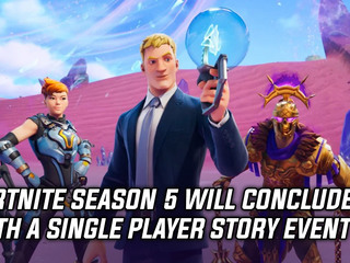 Fortnite to have a solo event to conclude Season 5