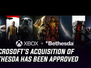Microsoft officially acquires Bethesda