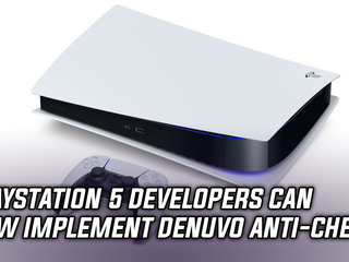 Denuvo anti-cheat can be implemented on PS5