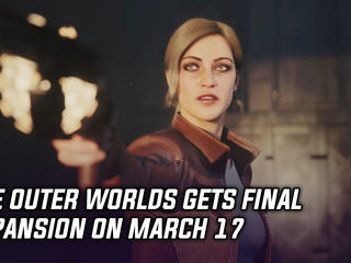 The Outer Worlds gets final expansion on March 17