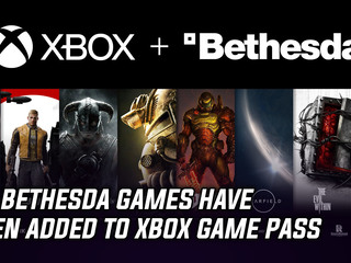 Microsoft adds 20 Bethesda titles to Game Pass