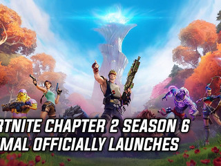 Fortnite Chapter 2 Season 6 Primal officially launches