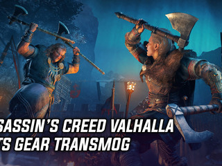 Ubisoft adds transmog system to Assassin's Creed Valhalla