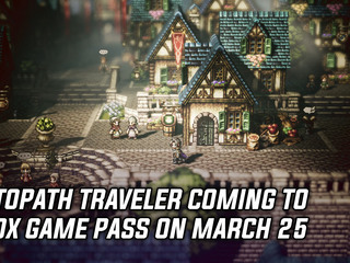 Octopath Traveler coming to Xbox Game Pass on March 25