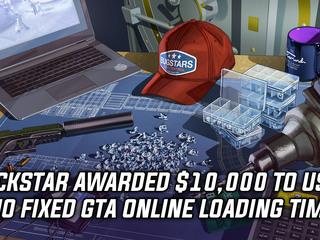 Rockstar paid fan $10,000 to fix GTA Online loading issue