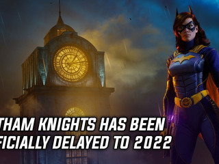Gotham Knights has been officially delayed to 2022