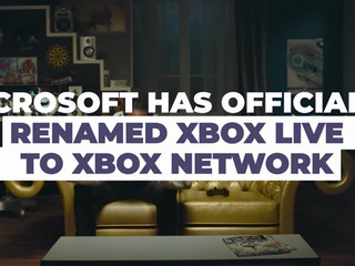 Microsoft renames Xbox Live to Xbox Network