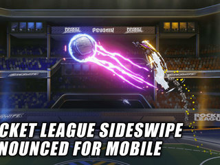 Rocket League Sideswipe Announced For Mobile