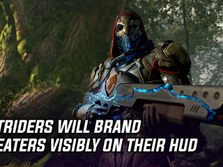 Outriders will visibly brand cheaters on their HUDs