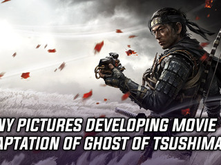 Sony Pictures developing Ghost of Tsushima movie adaptation