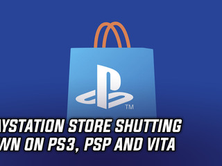 PlayStation Store closing on the PS3, PSP and PS Vita