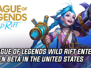 League of Legends Wild Rift is officially in Open Beta