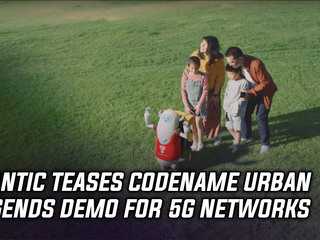 Niantic teases Codename Urban Legends demo for 5g networks