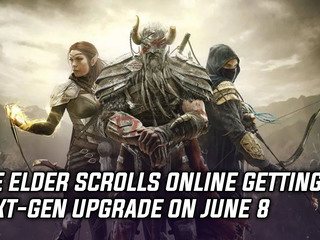 The Elder Scrolls Online getting next-gen upgrade on June 8
