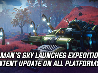 No Man's Sky gets new multiplayer focused Expedition update
