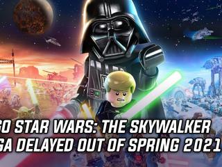 LEGO Star Wars: The Skywalker Saga delayed out of Spring 2021