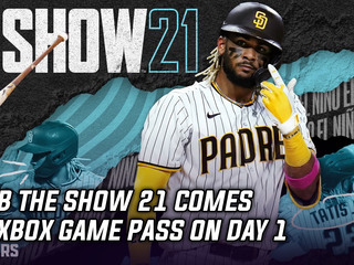MLB The Show 21 comes to Xbox Game Pass on Day 1