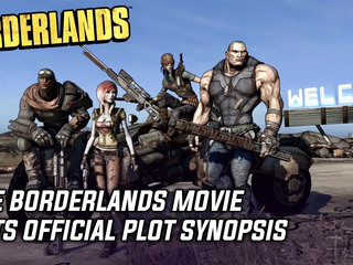 The Borderlands movie gets official plot synopsis