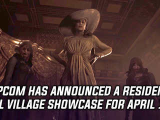Resident Evil Village showcase scheduled for April 15