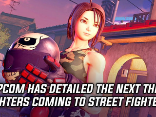 Capcom detailed three upcoming characters for Street Fighter V