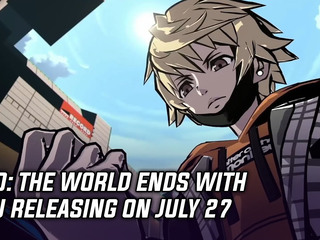 Neo: The World Ends With You releasing on July 27