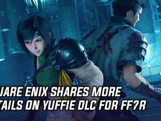 Square shares more details on Yuffie DLC for FF7R