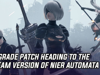 Nier Automata getting upgrade patch for Steam version