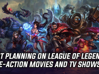 Riot developing League of Legends TV show and movies