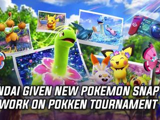 Bandai given New Pokemon Snap due to work on Pokken Tournament