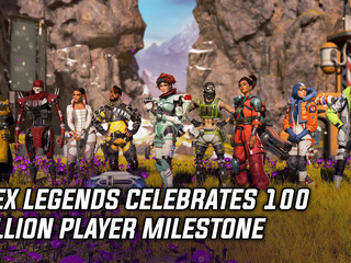 Apex Legends reaches 100 Million Players milestone
