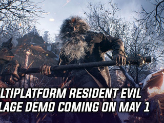 Capcom announced multiplatform demo for Resident Evil Village