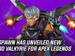Respawn has unveiled new hero Valkyrie for Apex Legends