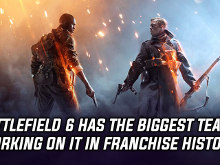 DICE will be revealing Battlefield 6 to the public soon