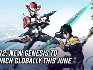 PSO2: New Genesis to launch globally this June